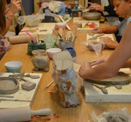 ceramika zajęcia pozalekcyjne